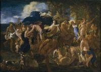 Вакханалия (1625-1626) (122 x 169) (Мадрид, Прадо)