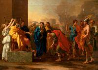 Великодушие Сципиона (1640) (114.5 х 163.5) (Москва, ГМИИ им.Пушкина)