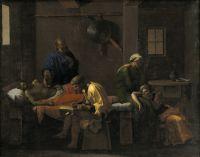 Завещание Евдамидаса (1644-1648) (110.5 х 138.5) (Копенгаген, Нац. галерея)