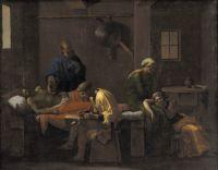 Завещание Евдамидаса (1644-1648) (110.5 х 138.5) (Копенгаген, Нац. галерея).