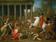 Завоевание Иерусалима императором Титом (1638) (148 х 199) (Вена, Музей истории искусств)