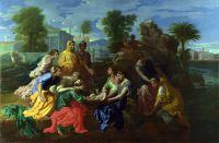 Нахождение Моисея (1651) (Лондон, Национальная галерея)