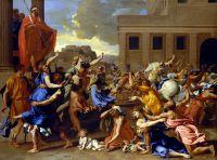Похищение сабинянок (1634) (154.6 x 209.9) (Нью-Йорк, Метрополитен)