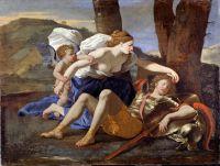 Ринальдо и Армида (ок.1630) (82.2 х 109.2) (Лондон, Картинная галерея Далвич)