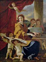 Св.Цецилия (ок.1635) (117,7 х 89) (Мадрид, Прадо)
