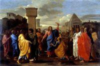 Таинства церкви. Рукоположение (1637-1640) (117 х 178) (Эдинбург, Нац. галерея Шотландии)