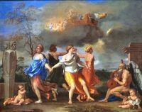 Танец под музыку Хроноса (ок.1640) (82,5 ? 104) (Лондон, коллекция Уоллеса)