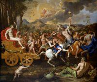 Триумф Вакха (1635-1636) (128.3 х 151.2) (Канзас-Сити, музей Нельсона-Аткинса)