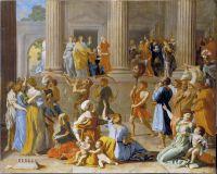 Триумф Давида (от 1628 до 1631) (118.4 х 148.3) (Лондон, картинная галерея Далвич)