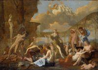 Царство Флоры (1631) (131 х 181) (Дрезденская галерея).