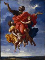 Экстаз ап.Павла (1643) (41.6 х 30.2) (Флорида, Художественный музей Джона и Мейбл Ринглинг)