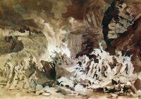 Гибель Содома. Конец 1860-х