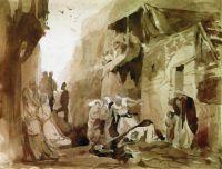 Избиение младенцев. Конец 1860-х