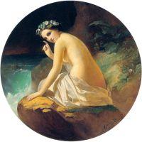 Нимфа. 1869