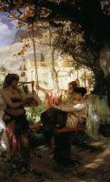 Песня рабыни. 1884