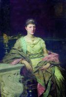 Портрет графини Тышкевич. 1889