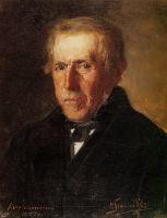 Портрет отца художника. 1887