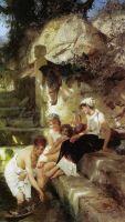 Римская идиллия. 1885-90