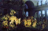 Римская оргия блестящих времен цезаризма. 1872