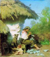 Сельская идиллия. 1886