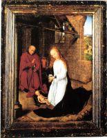 Рождество Христово (1470-1472) (28.6 x 21.3) (Кёльн, Angewandte Kunst)