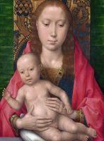 Мадонна с младенцем (ок.1475) (Лондон, Нац. галерея)_