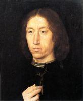 Портрет мужчины (ок.1478-1480) (31,8 x 27,1) (Замок Виндзор, Королевская коллекция)