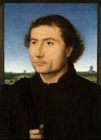 Портрет мужчиныт (ок.1470) (33 х 23) (Нью-Йорк, Коллекция Фрик)