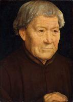 Портрет пожилого мужчины (ок.1475) (25.4 x 18.4) (Нью-Йорк, Метрополитен)