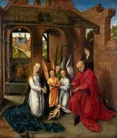 Рождество Христово (1463) (58.5 х 50) (Бирмингем, Музей искусств)
