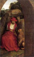Св.Иероним (1485-1490) (37 x 24,5) (Швейцария, частная коллекция)