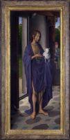 Триптих Донне (открыт)_Левая панель. Св.Иоанн Креститель