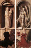 Триптих Страшный суд (1467-1470) (закрыт)