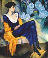 Анна Ахматова 1914
