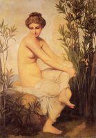 Античная купальщица