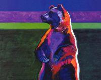 Джон Ньето  Стоящий медведь