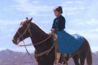 Ларри Рили  Пастушка-навахо
