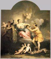 Юнона получает от Меркурия голову Аргуса