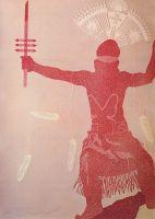 Горный дух апачей