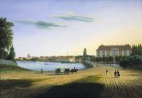 Вид на дворец Кёпеник