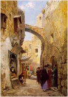 На иерусалимской улице