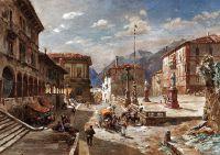 Город на севере Италии