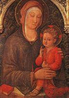 Мадонна и благословляющий младенец