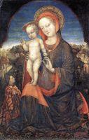 Мадонна с почитаемым младенцем