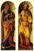 Иоанн Евангелист и Апостол Петр