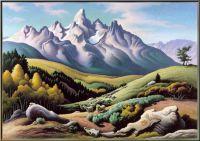 Пастух при овцах