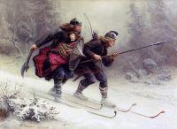 Солдаты норвежского короля Сверре