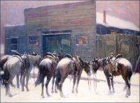 Верные лошадки
