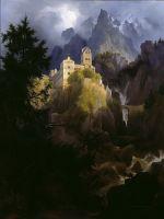 Монастырь в Бургайс, Тироль