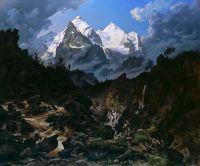 Гора Веттерхорн